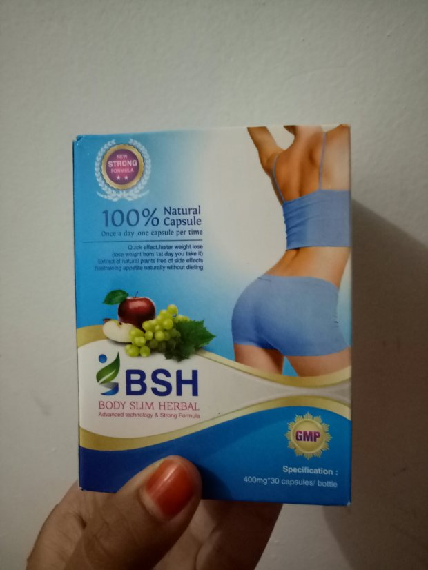 Pil BSH Body Slim Herbal