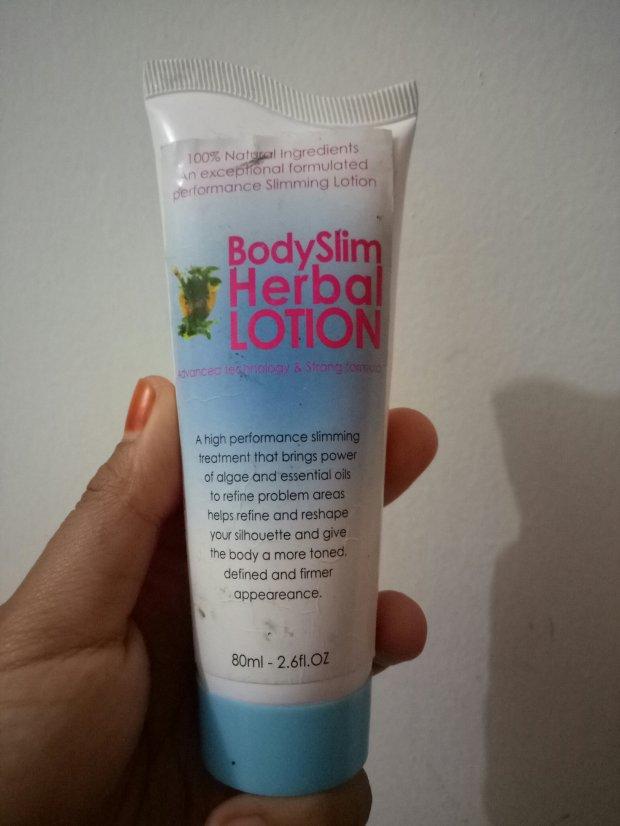 Lotion BSH Body Slim Herbal