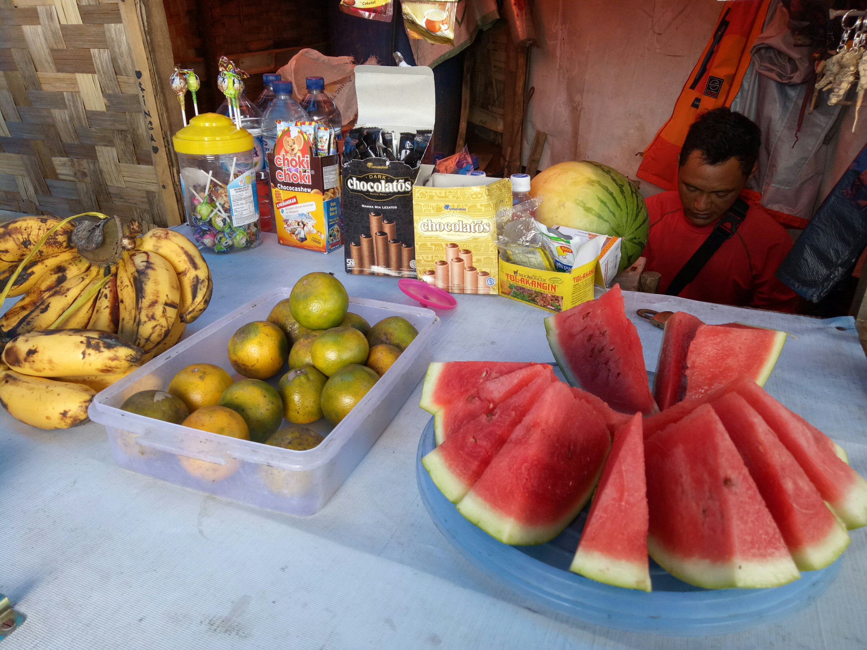 Semangka yang menggoda