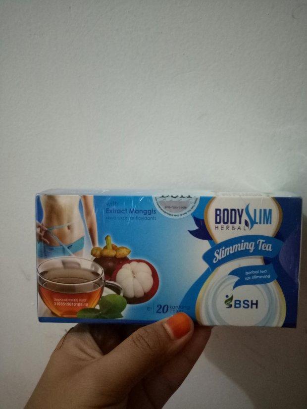 Teh BSH Body Slim Herbal